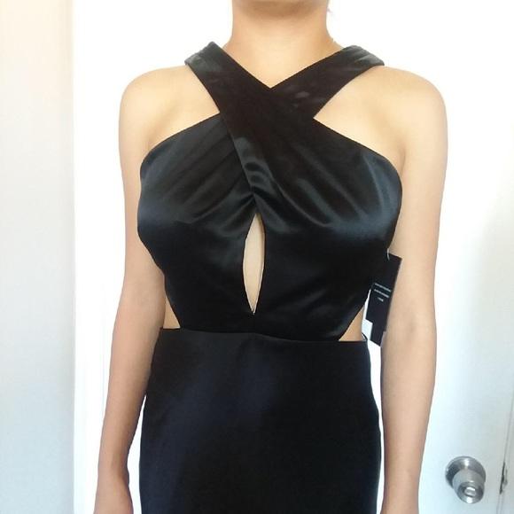 Bloomingdale S Dresses Black Sleek Bloomingdales Formal Dress